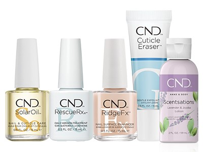 CND Natural Nailcare