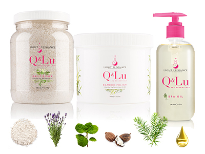 Q&Lu spa essentials