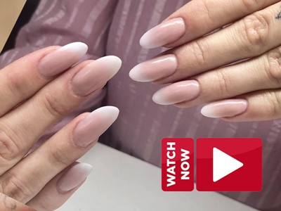 Perfect Babyboomer & Ombré Nails