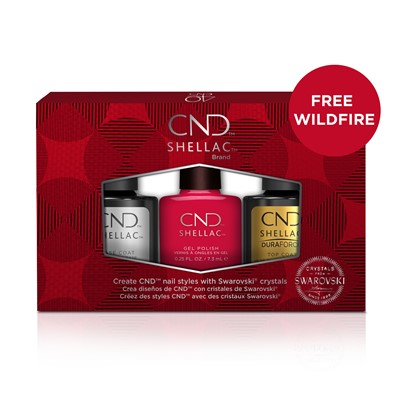 Shellac Wildfire 40th Anniversary Kit**