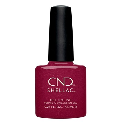 Rebellious Ruby, Shellac**
