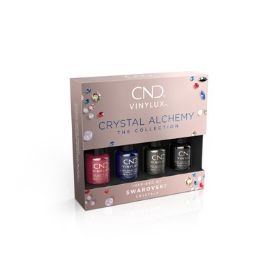 Vinylux Pinkies Crystal Alchemy**