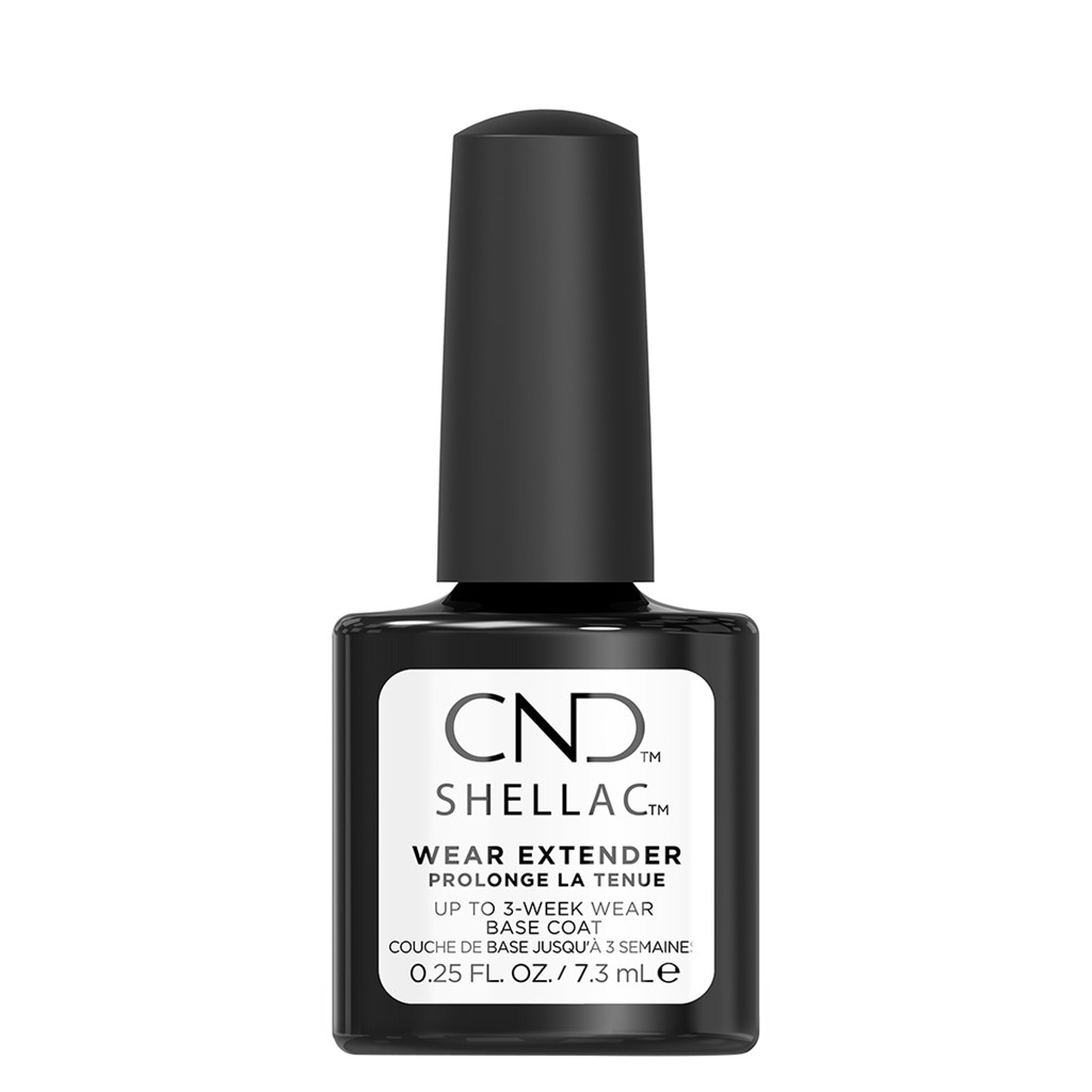 Base Coat, Shellac Wear Extender NEW