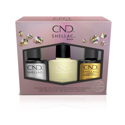 Divine Diamond Kit, Shellac Holiday**