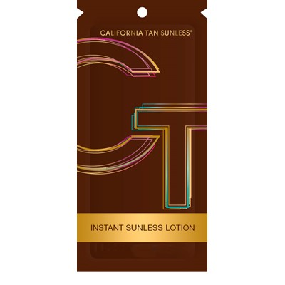 Sunless Tan, Lotion Gradual Packette**