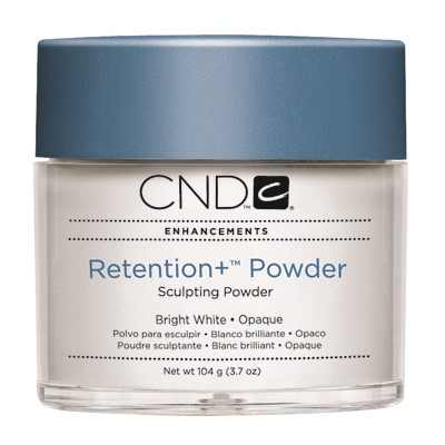 Retention Powder Bright White Opaque
