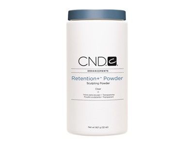 Retention Powder Clear Sheer