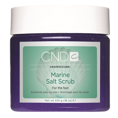 Marine Salt SCRUB, SpaPedicure