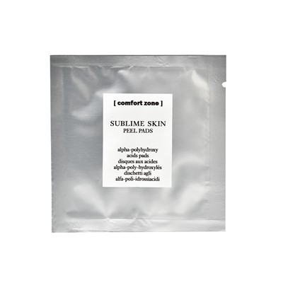 Sublime Skin Peel Pad Treatment