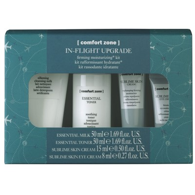 In Flight: Renewing & Anti-aging Kit**