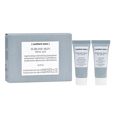 Sublime Skin Hormon Aging Trial Kit**