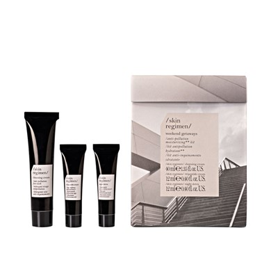 Skin Regimen Kit, Weekend Getaways**