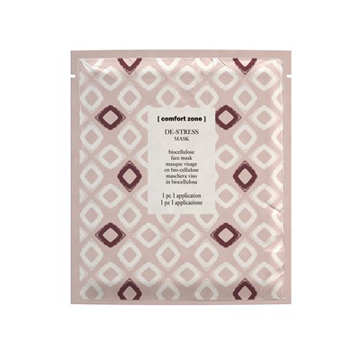 Sheet Mask De-Stress, Calming**