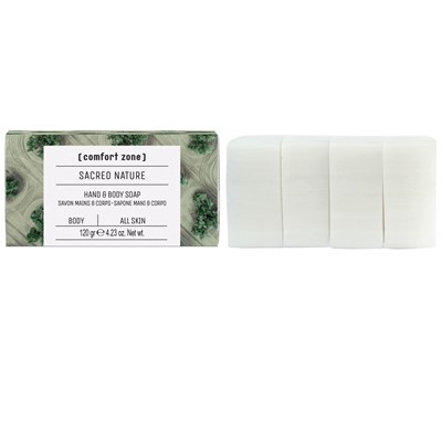 Sacred Nature Hand&Body Soap Bar NEW