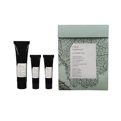 Skin Regimen Essential Trio Travel Kit**