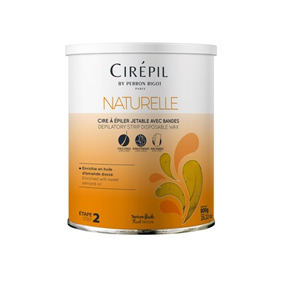 Strip Wax Naturelle, all round