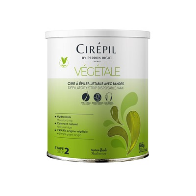 Strip Wax Vegetal, Vegan
