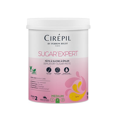 Sugaring Sugar'Expert Medium