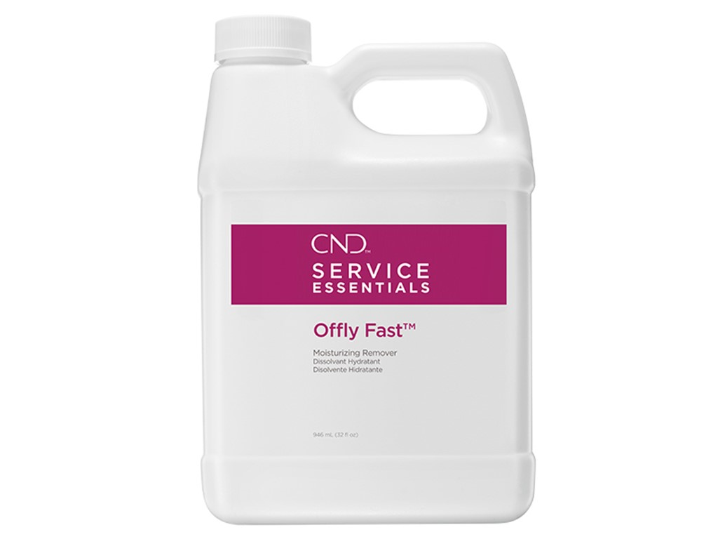Offly Fast, CND, Moisturizing Remover