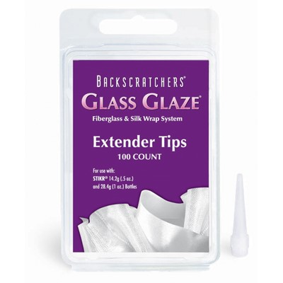 Extender Tips, Glass Glaze