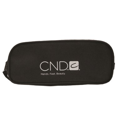CND Polyester Bag Black with white logo