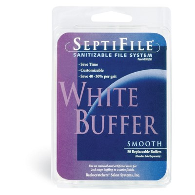 Septifile, White Buffer*
