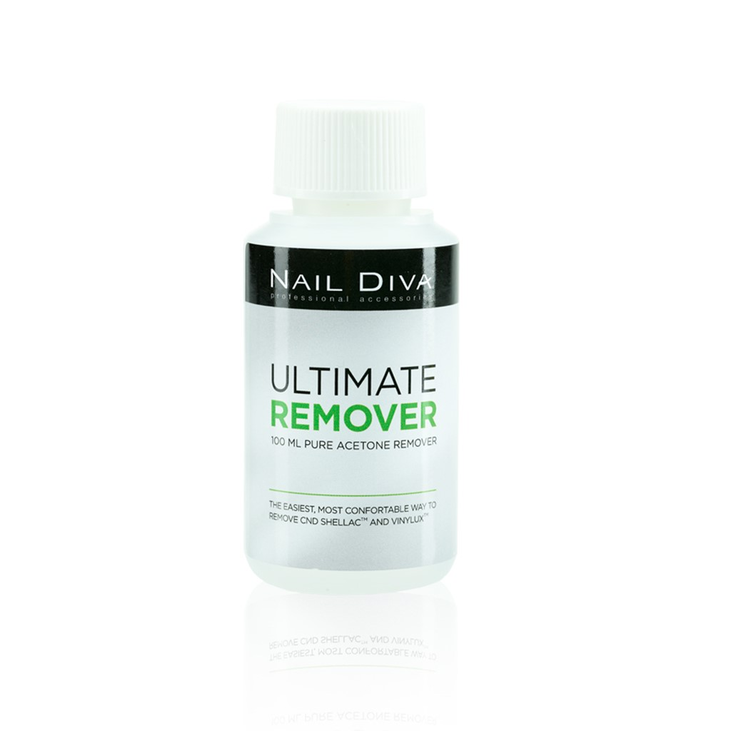 Ultimate Remover (acetone), Nail Diva
