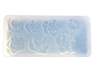 Mold 3D, Small Roses*