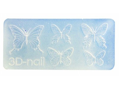 Mold 3D, Butterflyes*