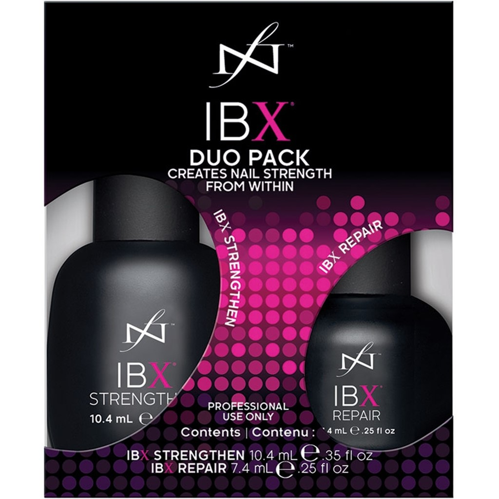 IBX Nail Strengthen & Repair Duo Pack