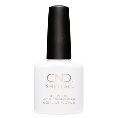 Cream Puff, Shellac