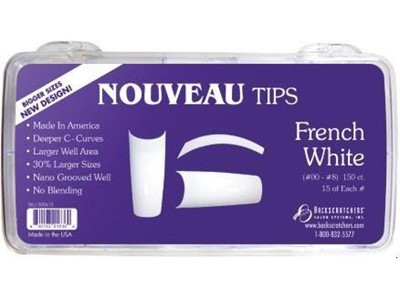 Nouveau French White - NEW