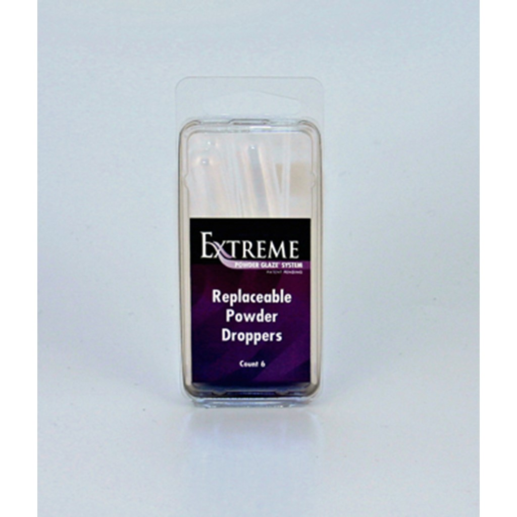 Replaceable Powder Droppers, Extreme*