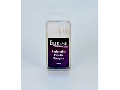 Replaceable Powder Droppers, Extreme