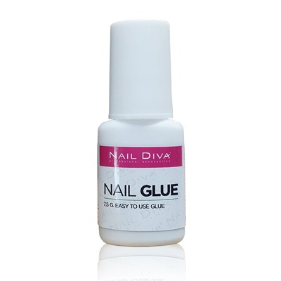 Glue Nail & Tip, with brush