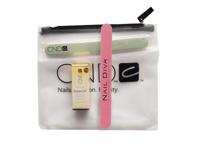 CND Manicure Nail Care Tool Kit