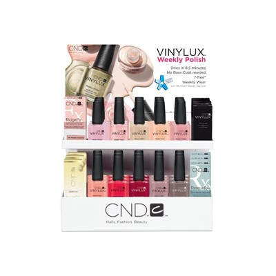 Vinylux Bestseller & Treatment Display