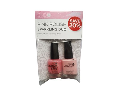 Pink Sparkling Duo Kit