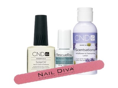 CND Travel Hand & Nail Kit