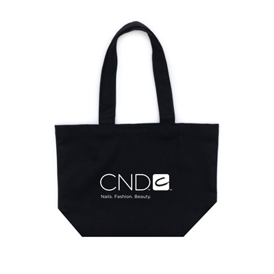 CND Tote Bag, Black w. logo