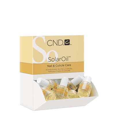 SolarOil Minis Display Box w. 40 x 3,7 m