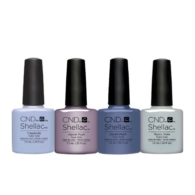 Shellac Winter Collection Kit