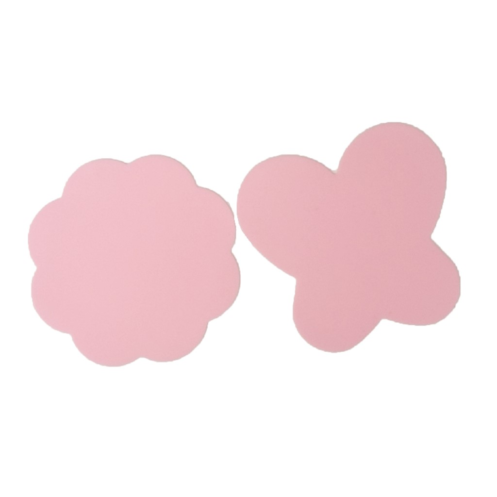 Silicone Pad, Baby Pink**