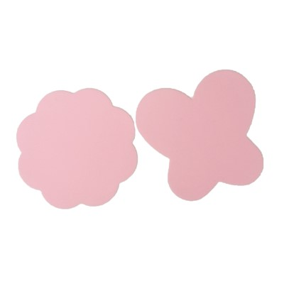 Silicone Pad, Baby Pink