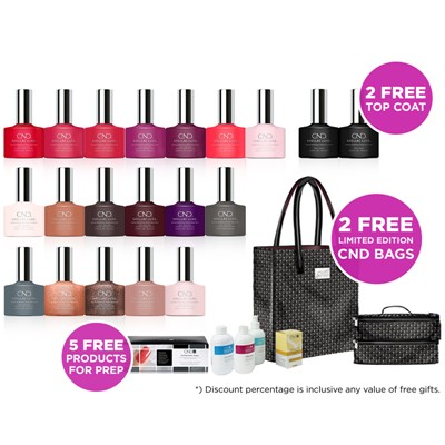 SHELLAC LUXE Bag Deal