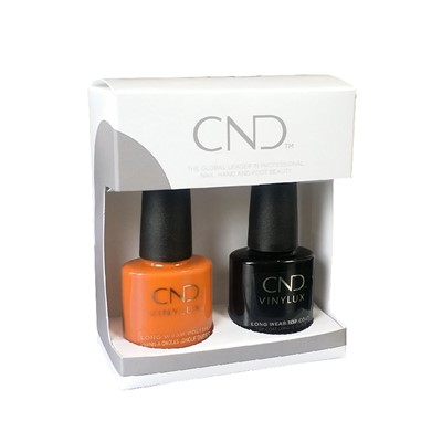 Vinylux Orange Duo Box**