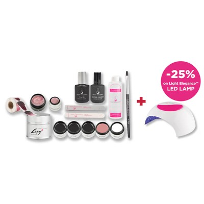 Light Elegance Trial Kit with lamp