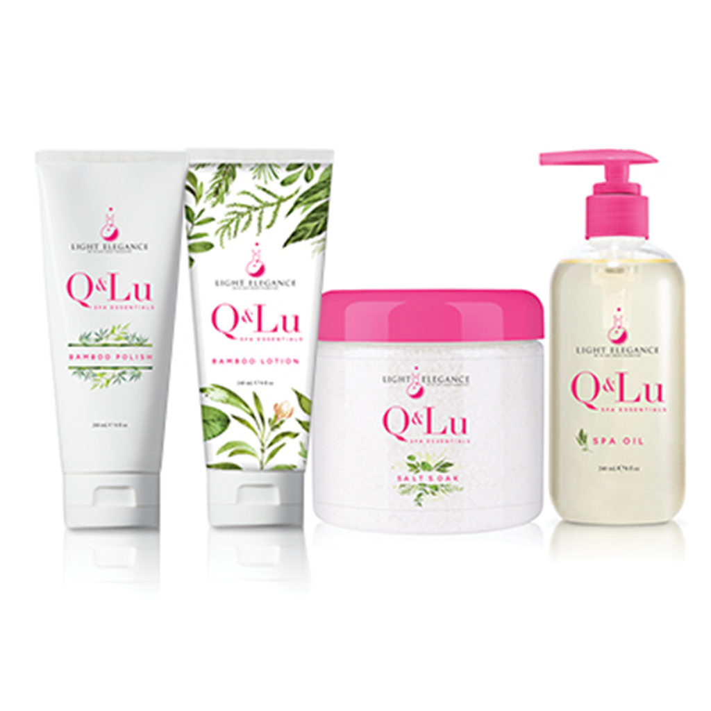 Q&LU Spa Essential Pack**