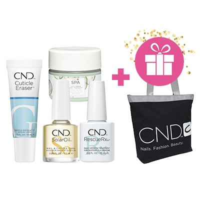 CND SOS help products**