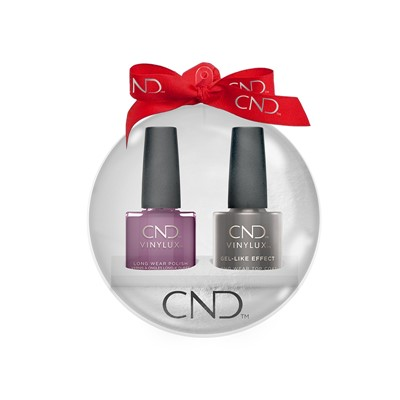 Vinylux Xmas Ball Married Mauve+Top Coat